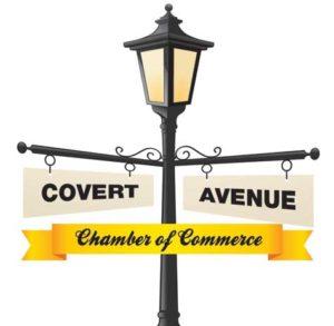 Covert logo