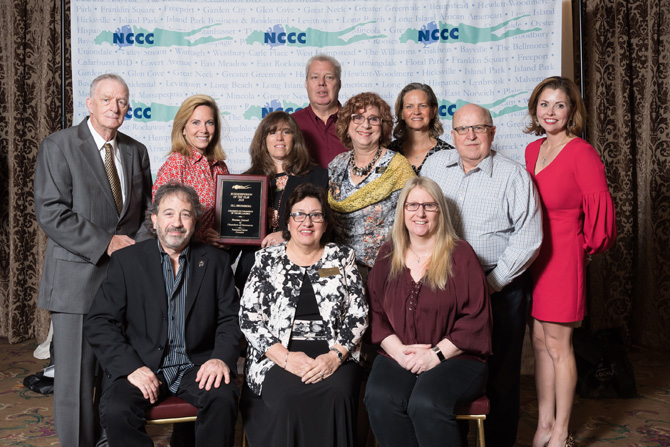 attendees at NCC Breakfast annual event