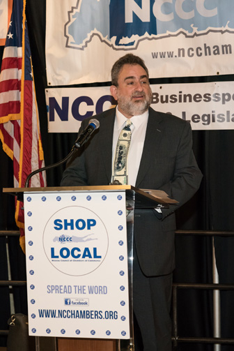 Mitch Schwardtz speaking