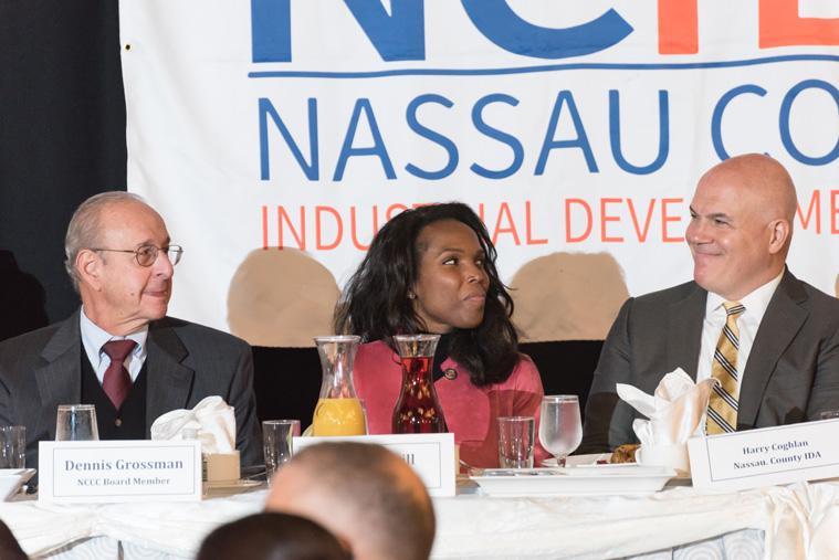 NCC Board members