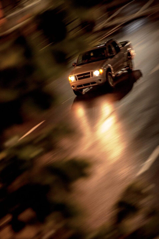 calgary car night stampede race panning (2)