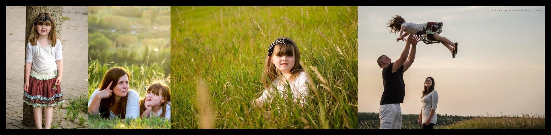 Edmonton Family Portrait Photography Candid-collage015