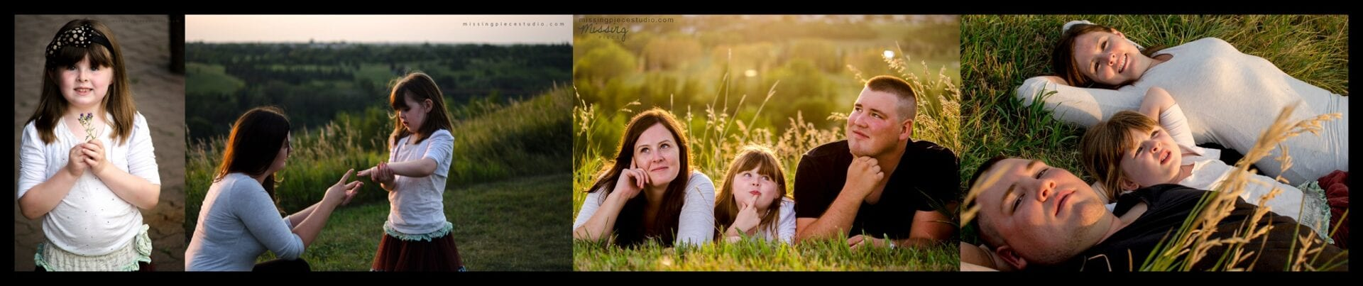 Edmonton Family Portrait Photography Candid-collage016
