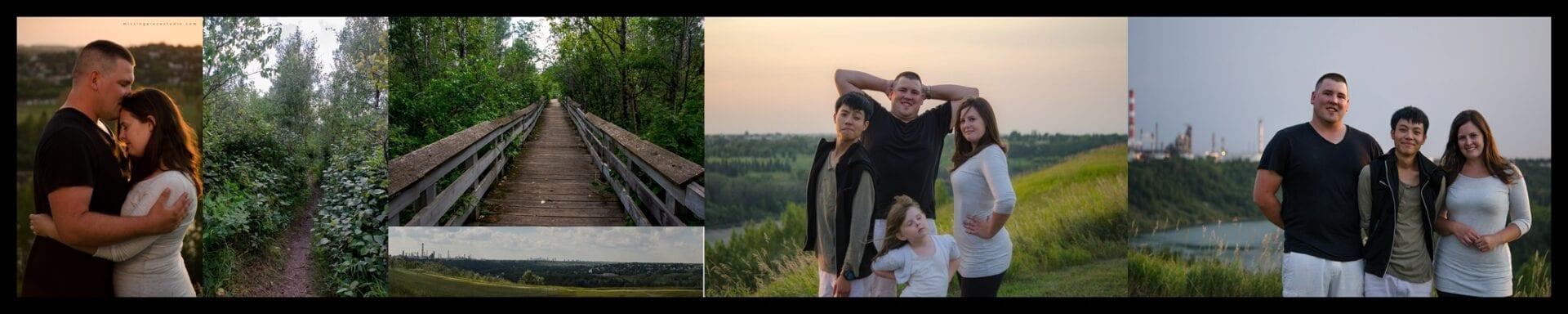 Edmonton Family Portrait Photography Candid-collage019