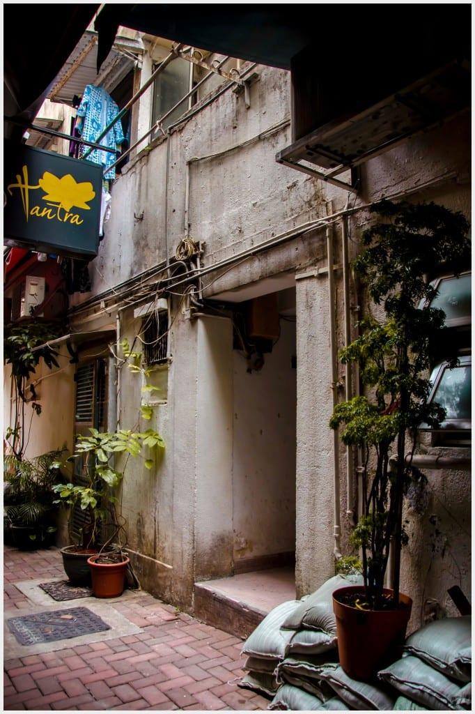 Hong Kong Central Photography sheung Wan--alley