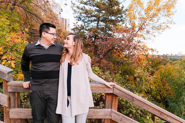 NK-edmonton-fall-Engagement-portraits-river-valley_0001