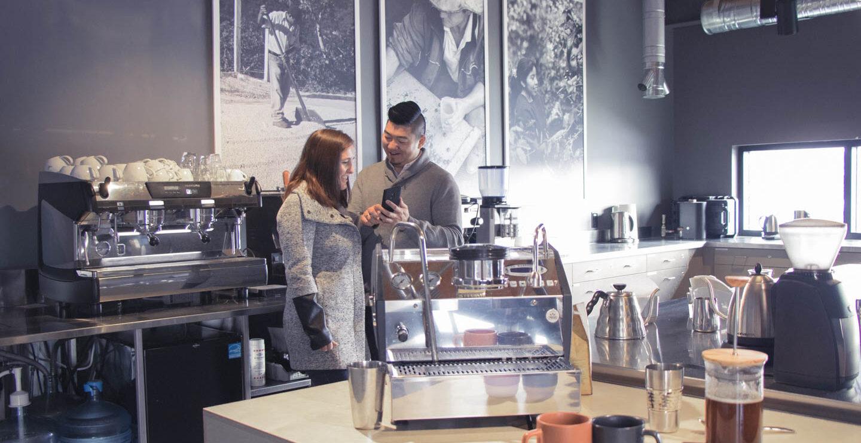 TW Edmonton Transcend Coffee Engagement -3