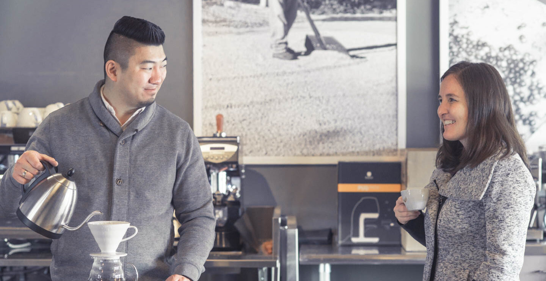 TW Edmonton Transcend Coffee Engagement -4