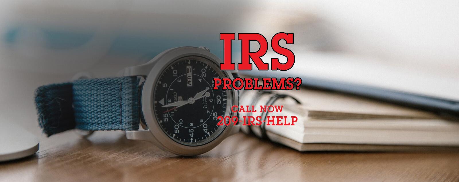 IRS Problems?