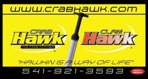 Crab Hawk & Clam Hawk