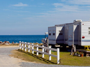 RV Campground on Gwynn's Island