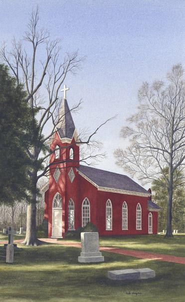 Christ Episcopal Church, Kingston Parish