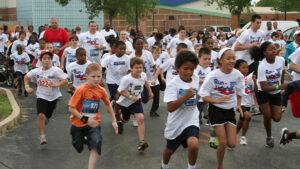 Running event