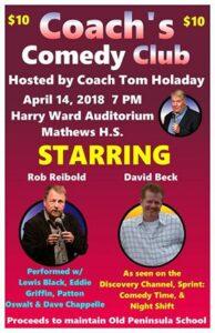 Coach's Comedy Show
