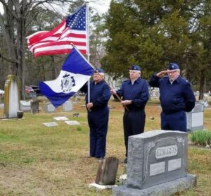 Lighthouse Keepers honored in Mathews
