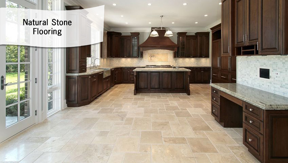 Natural Stone Flooring for an incredible look