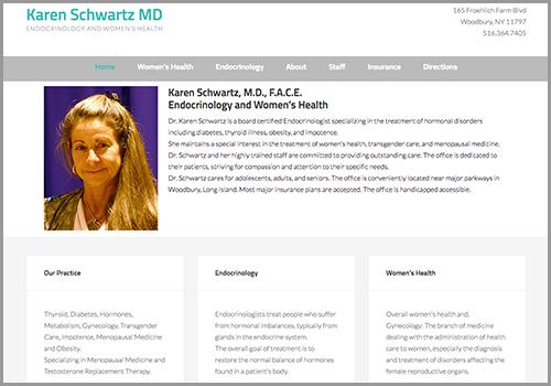 Karen Schwartz MD