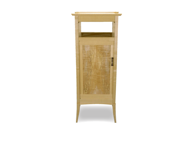 Through-Door Cabinet