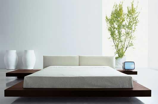 Bedroom furniture minimalist design 1