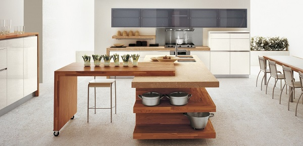 Italian Kitchen Island