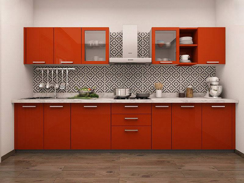 5 Types Of Modern Contemporary Kitchen Cabinet Design You Must Have Homedecomalaysia