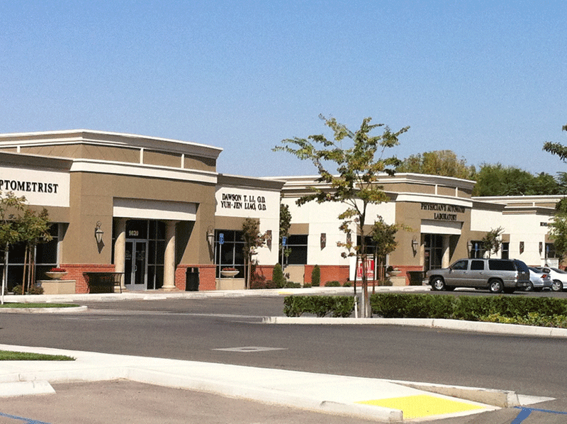 olivieri commercial center