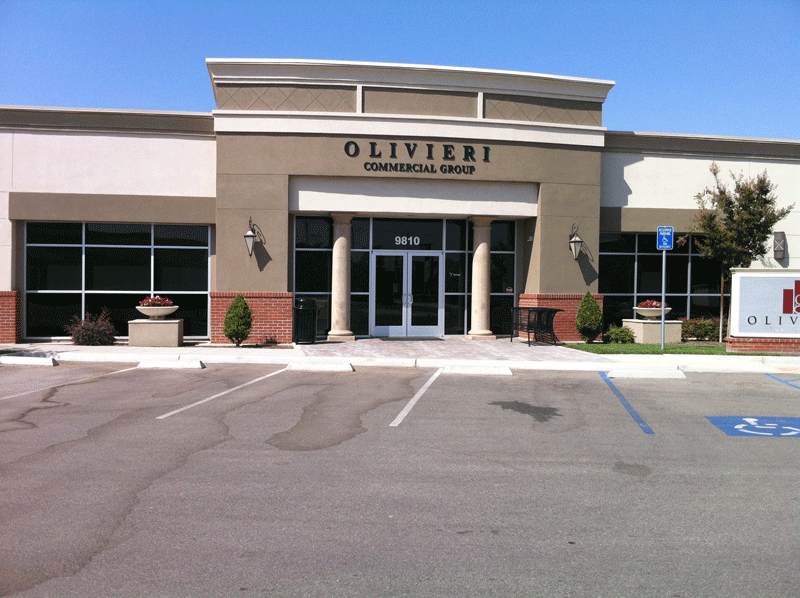 olivieri commercial center headquarters