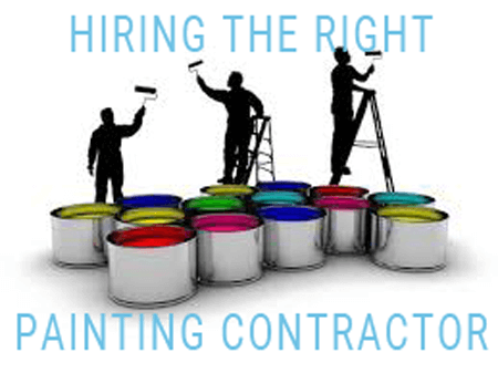 Hiring the Right Painting Contractor