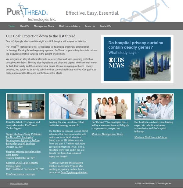 PurThread website