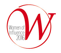 Silicon Valley Business Journal Women of Influence Award - Jenn LeBlanc and Deb Siegle