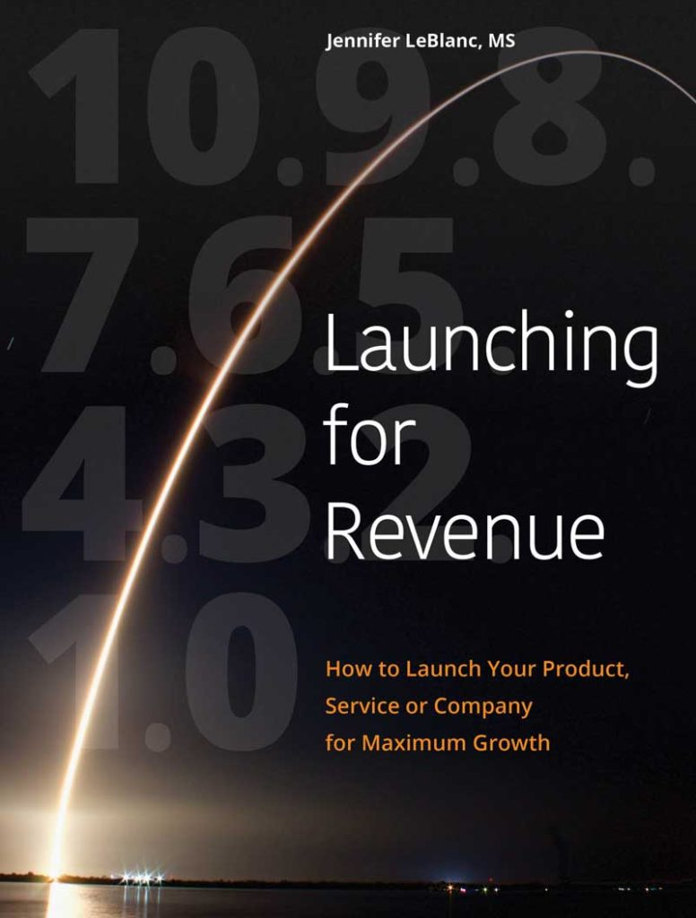 Launching for Revenue Book Cover