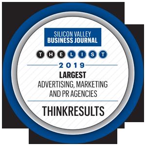 Bay Area marketing agency award
