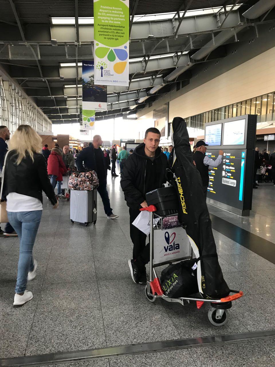 Arbi Prishtina Airport
