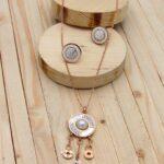 juegos rosado perlas|resina|nacar blanco