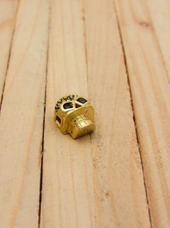 cover gold dorado zircones negro SKU2103