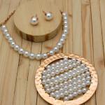 juegos rosado perlas   grandes SKU3443