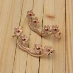 aretes rosado     SKU3468