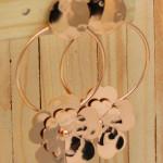 aretes rosado     SKU3516