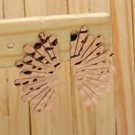aretes rosado     SKU3546