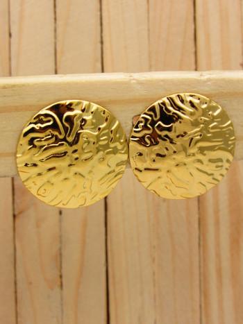 aretes dorado     SKU3687