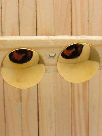 aretes dorado     SKU3688