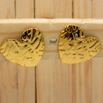 aretes dorado     SKU3689
