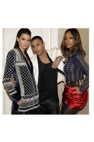 balmain-h-and-m-olivier-kendall-vogue-18may15-o-insta_b_426x639