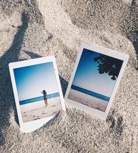 sand and pics