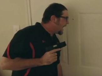 """Stop the Threat - """"Locked Door"""""""