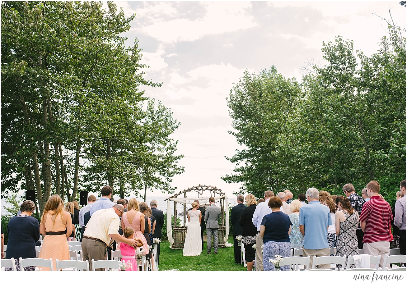 Lutsen Resort Wedding