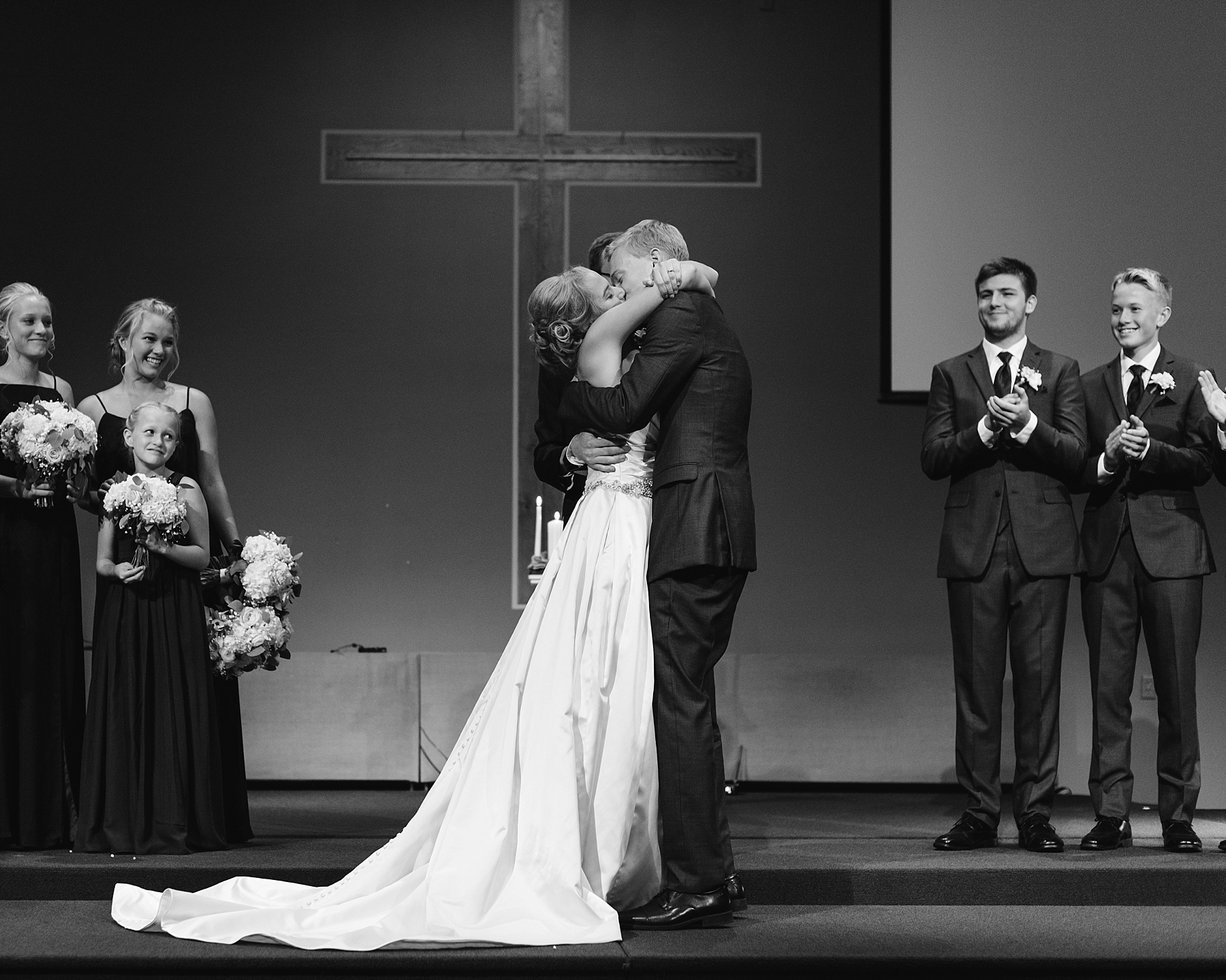 buffalo mn church wedding