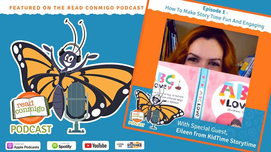 Read Conmigo Podcast
