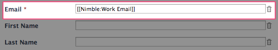 Mad Mimi email marketing field