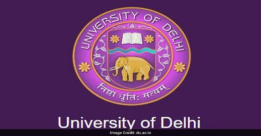 Delhi University Recruitment Latest List